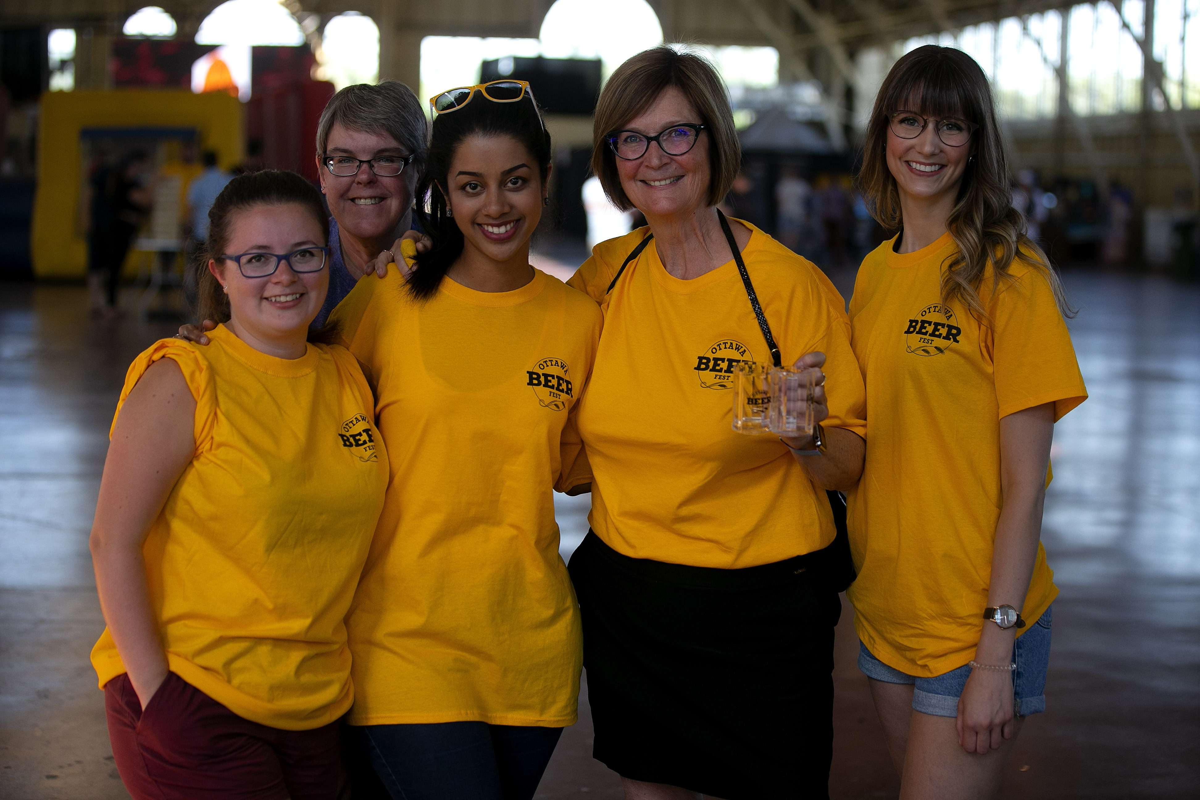 Ottawa Beer Festival - Volunteers